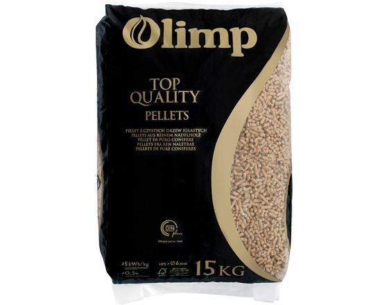 Olimp Pellets 8mm 65x15kg